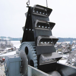 Bucket Elevator Belt Conveyor