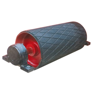 Cast Rubber Pulley